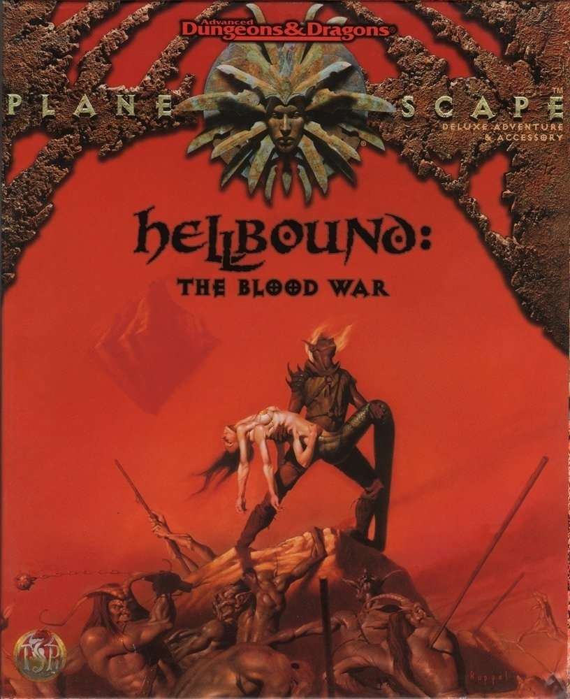 Hellbound: The Blood War Cover