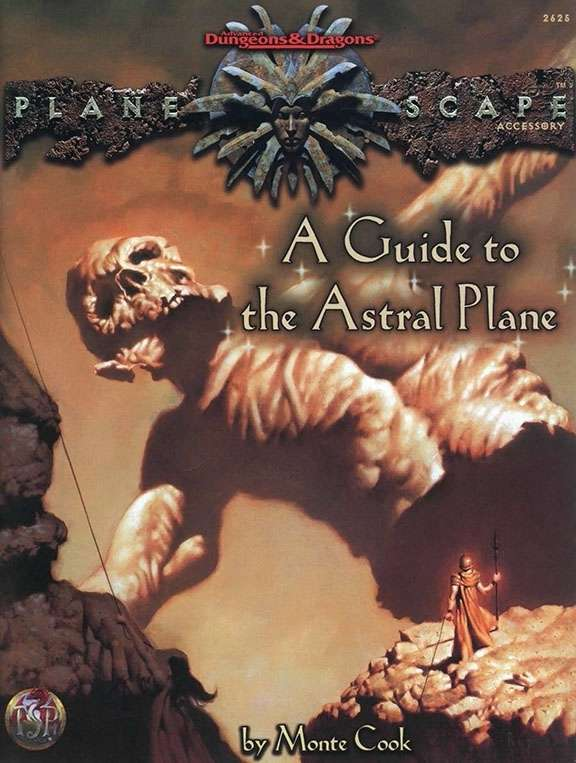 A Guide to the Astral Plane Cover