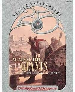 Cover of Against the Giants: The Liberation of Geoff