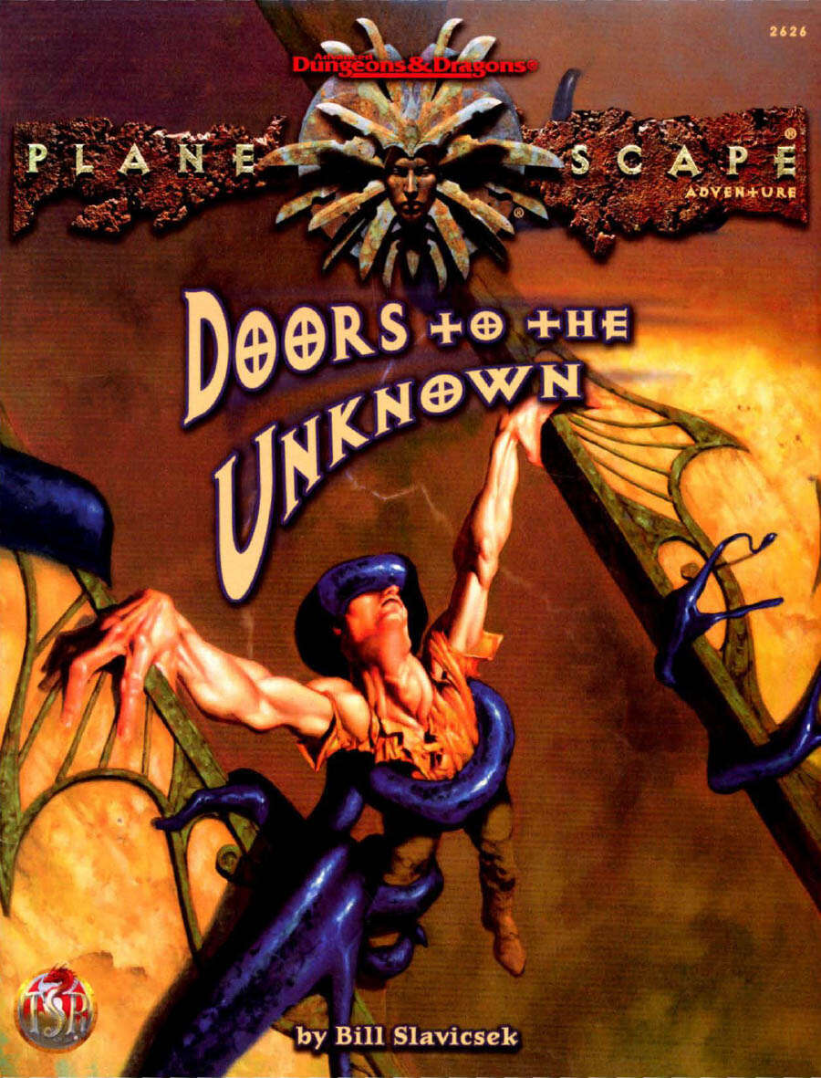 Doors to the Unknown Cover