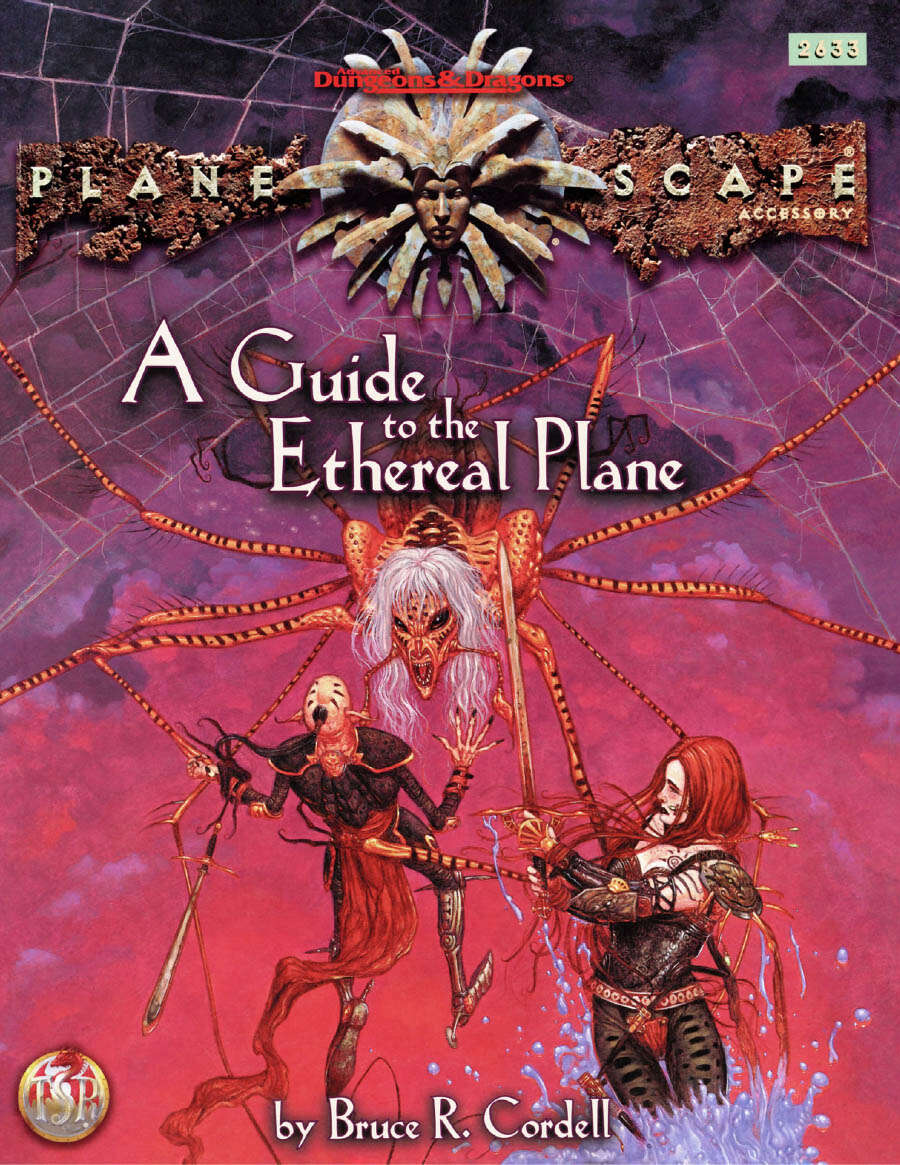 A Guide to the Ethereal Plane Cover