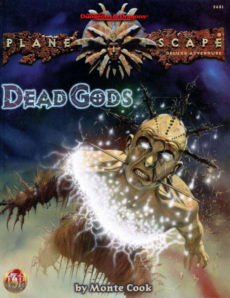 Cover of Dead Gods