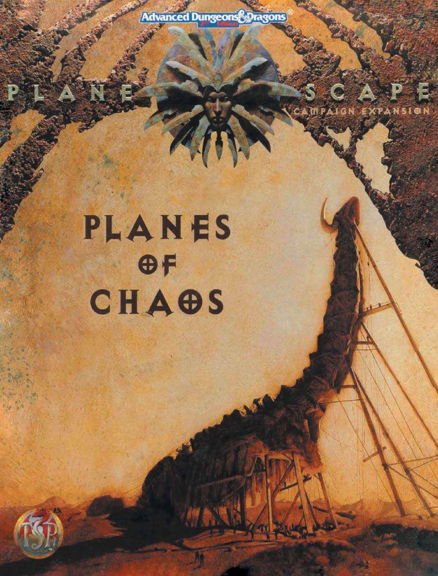 Planes of Chaos Cover