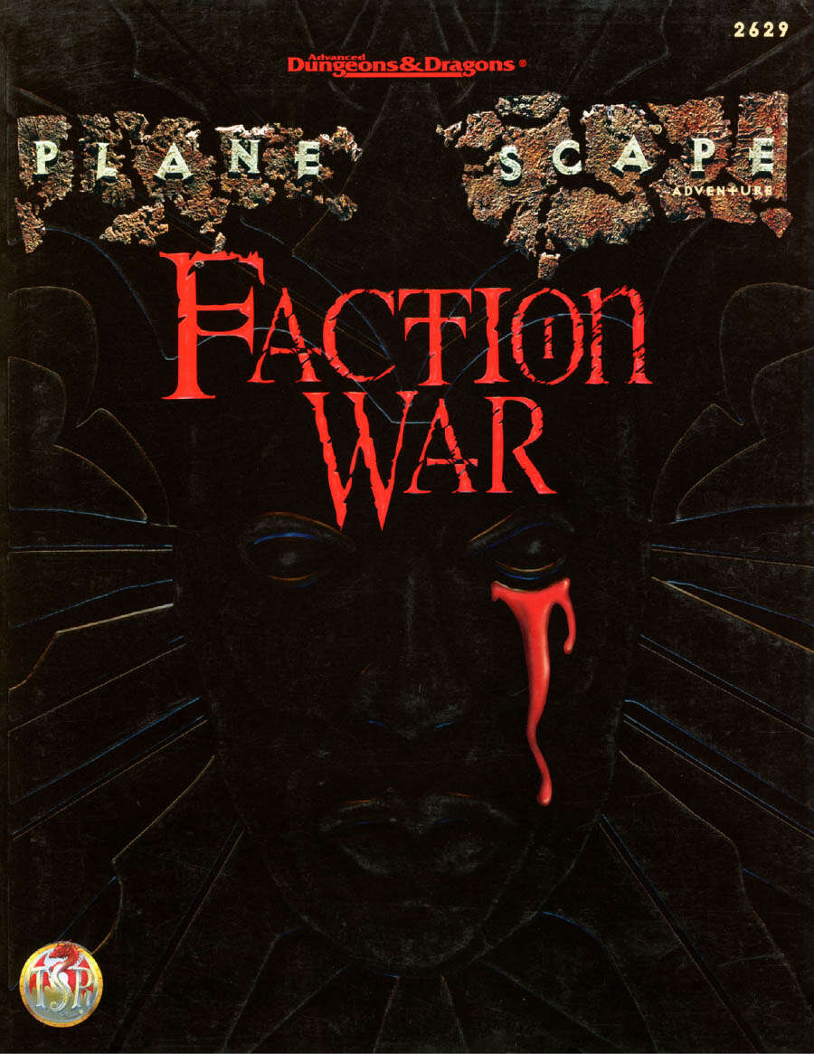 Faction War Cover