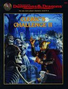 HHQ8 Cleric's Challenge II (2e)