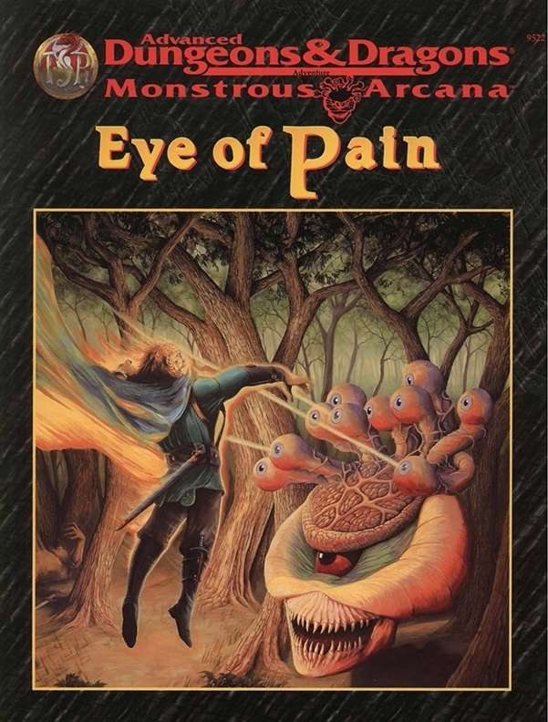 Cover of Eye of Pain