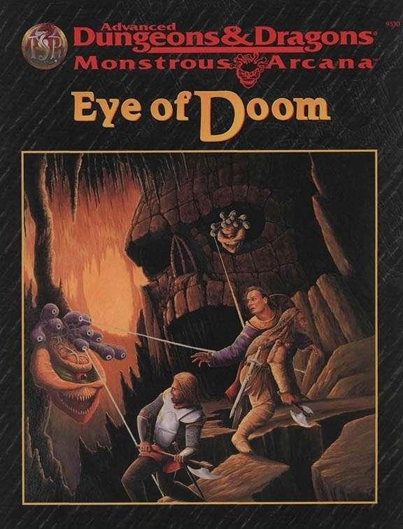 Cover of Eye of Doom