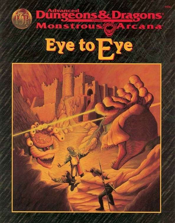Cover of Eye to Eye