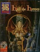 Cover of Hail the Heroes