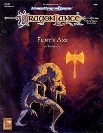 Cover of DLQ2 Flint's Axe