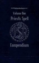 Priest's Spell Compendium Vol 1 (2e)