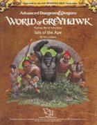 WG6 Isle of the Ape (1e)