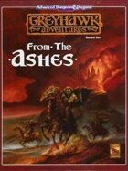 From the Ashes (2e)