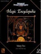 The Magic Encyclopedia Volume II (2e)