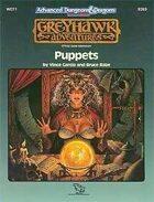 WG11 Puppets (2e)