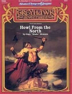 Cover of WGS2 Howl From the North