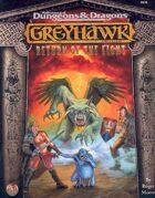Greyhawk: Return of the Eight (2e)
