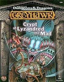 Crypt of Lyzandred the Mad (2e)