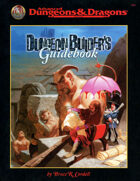 Dungeon Builder's Guidebook