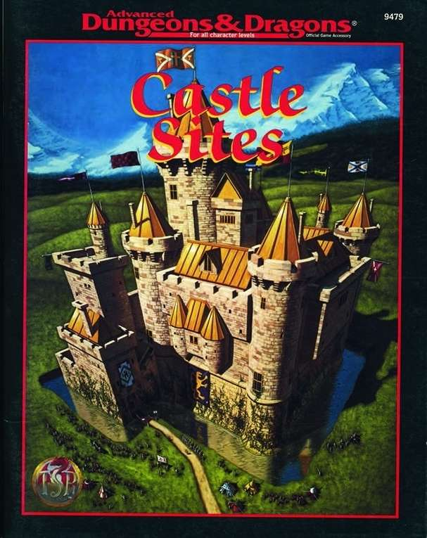 Castle Sites (2e)