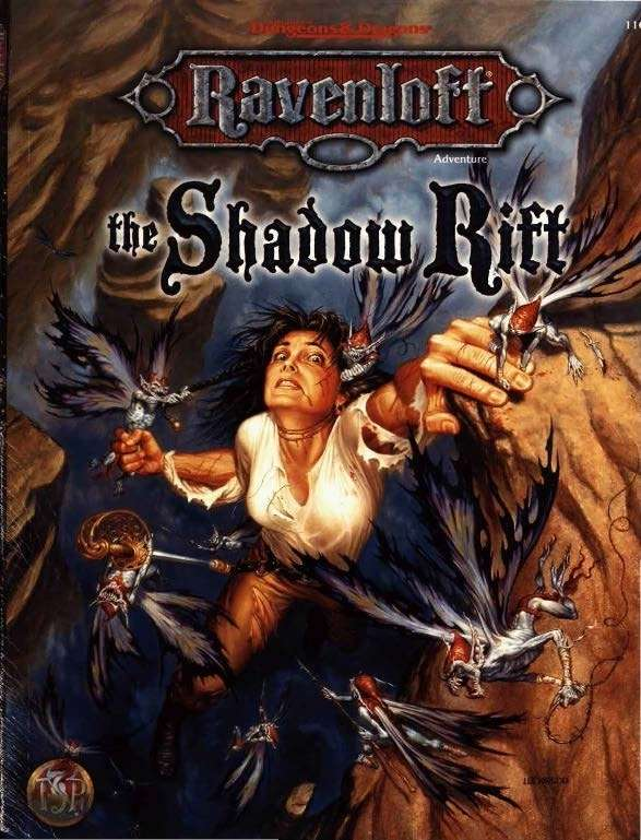Cover of The Shadow Rift