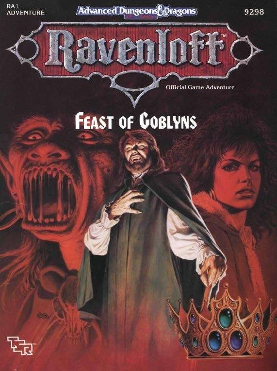 Cover of RA1 Feast of Goblyns