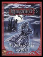 RR5 Van Richten's Guide to Ghosts (2e)