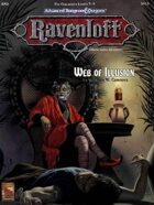 Cover of RM3 Web of Illusion