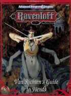 Van Richten's Guide to Fiends (2e)