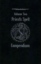 Priest's Spell Compendium Vol 2 (2e)