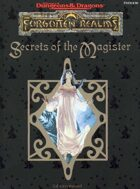 FOR13 Secrets of the Magister (2e)