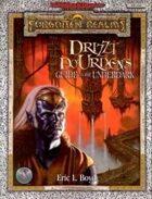 Drizzt Do'Urden's Guide to the Underdark (2e)