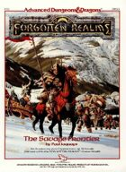 FR5 The Savage Frontier (1e)