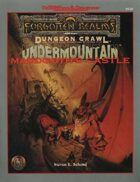 Undermountain II: Maddgoth's Castle (2e)