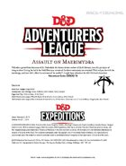 DDEX03-16 Assault on Maerimydra (5e)