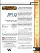 Tiger's Palace (3.0)