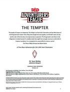 DDAL04-09 The Tempter (5e)