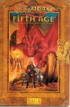 Dragonlance: Fifth Age Dramatic Adventure Game (SAGA)