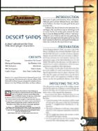 Desert Sands (3.0)