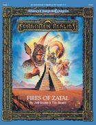 FMA1 Fires of Zatal (2e)