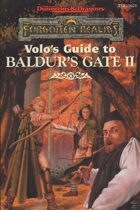 Volo\'s Guide to Baldur\'s Gate II (2e)