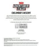 DDAL05-07 Chelimber's Descent (5e)