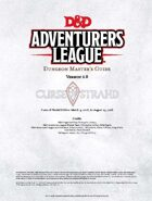 DDAL04 Curse of Strahd (5e) [BUNDLE]