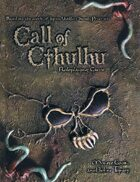 Call of Cthulhu Roleplaying Game (d20)