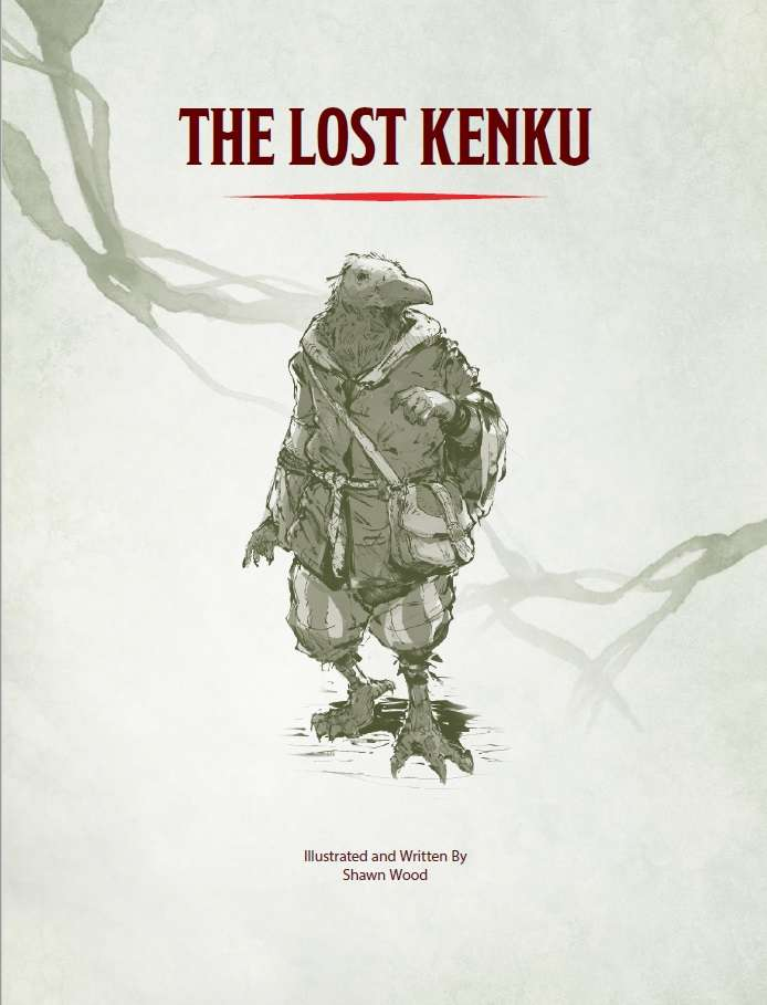 The Lost Kenku (5e) - Wizards of the Coast | Dungeon Masters
