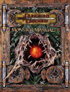 Monster Manual II (3e)
