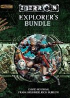 Eberron Explorer's [BUNDLE]