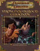 Stronghold Builders Guidebook (3e)