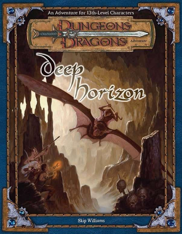 Modules for Dungeons & Dragons Fifth Edition