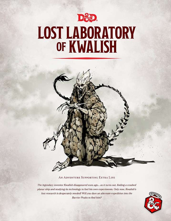 Lost Laboratory of Kwalish (5e) - Wizards of the Coast | Dungeon